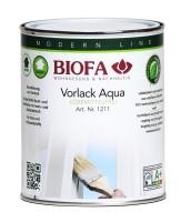 Vorlack Aqua, lösemittelfrei 1211 0,375 Liter