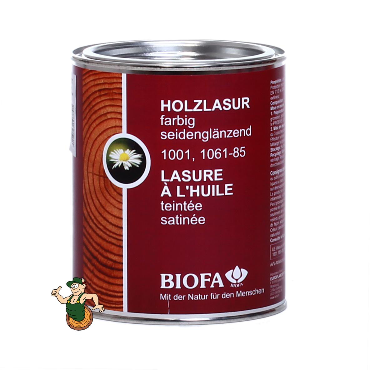 farbige holzlasur von biofa f r innen und aussen biofa versand. Black Bedroom Furniture Sets. Home Design Ideas