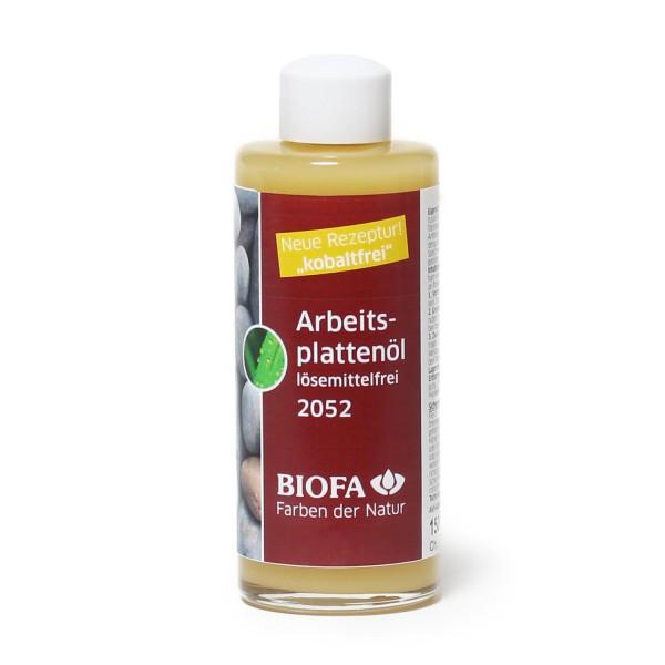 Arbeitsplattenöl, lösemittelfrei 2052