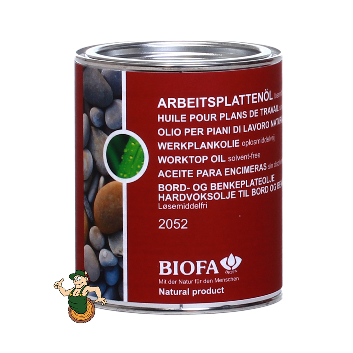 Arbeitsplattenöl Lösemittelfrei Biofa Versand